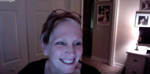 Annette Simon, author-illustrator