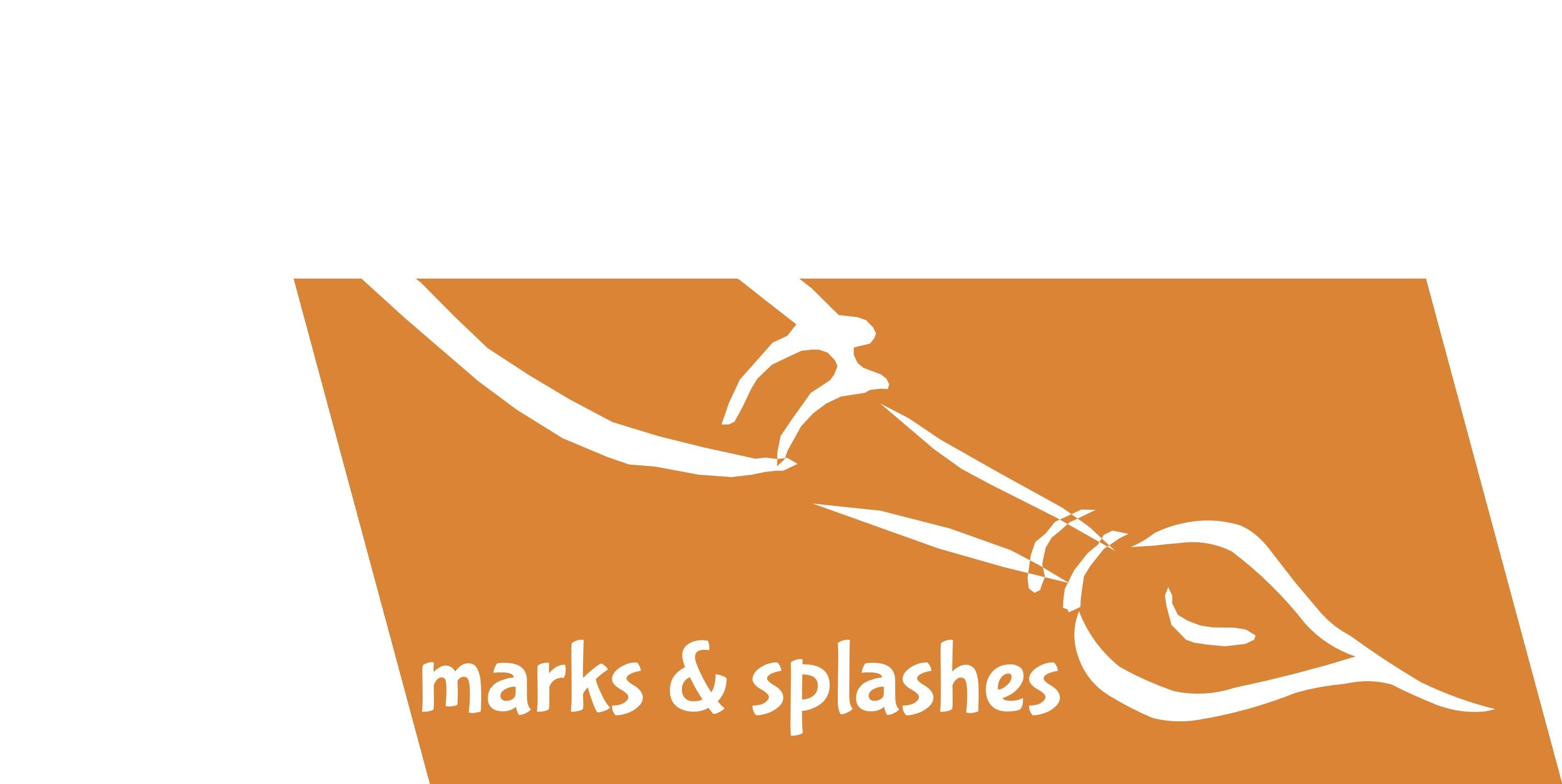 Marks and Splashes