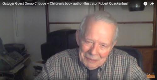 Robert Quackenbush, author-illustrator