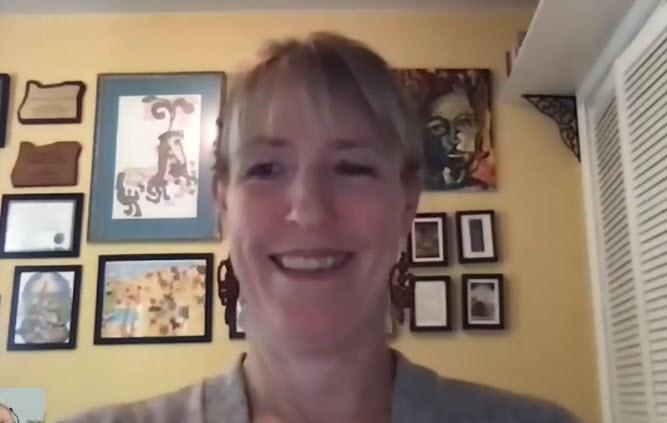 video thumb, editor Michelle McCann