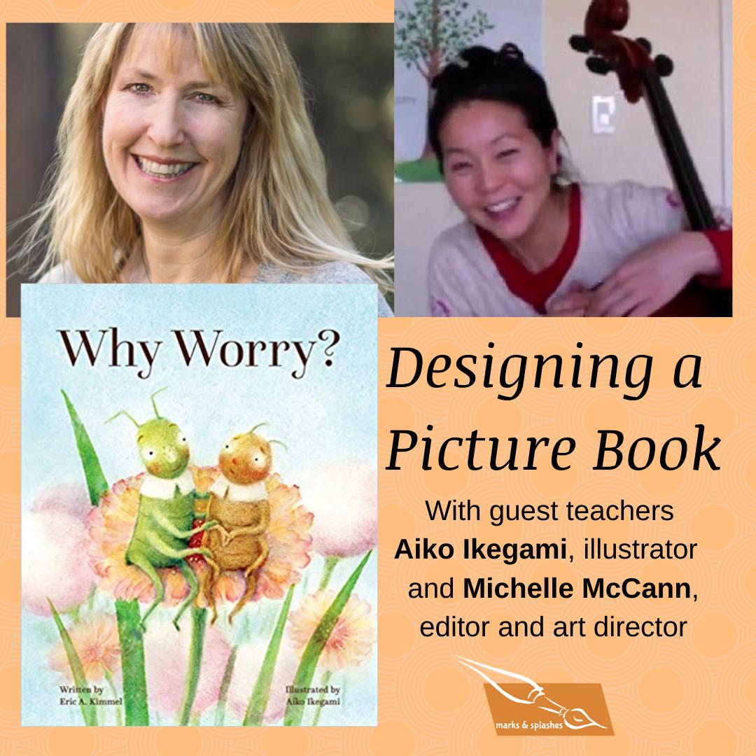 Michelle McCann and Aiko Ikegami